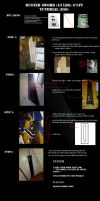 Buster sword Tutorial. by okageo