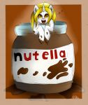 Notella in Nutella by SaphireCat11