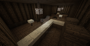 Guardhouse Bar by UNDEADWARRIOR7411