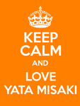 keep calm and love Yata ! by KuroNoHato
