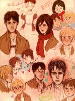 Attack on Sketchdump by CrazedPochamaXD
