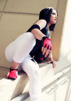 The Mirror's Edge by SamanthaLynnCosplay