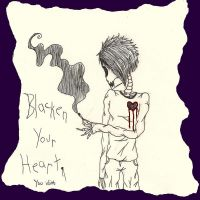 Blacken Your Heart by erulastiel21021
