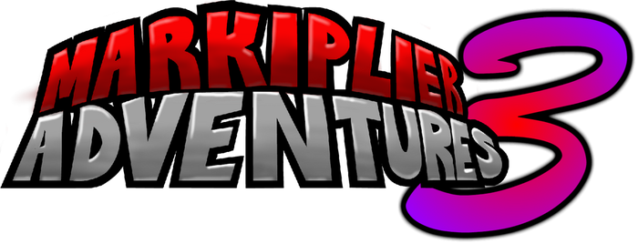 Markiplier Adventures 3 Logo by JeffKyler14