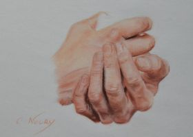 Tom's Hand 23 'Trophy' by Andromaque78