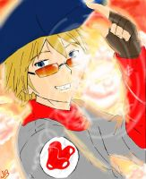 APH OC: Massachusetts by blacktenshi22