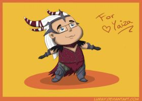 For Yaiza - present by Luray