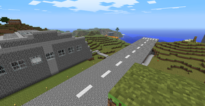 Minecraft-Airfield 17 by ApatheticApogee