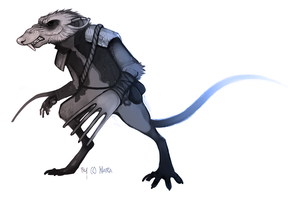 Rat Class Concept by LiLaiRa