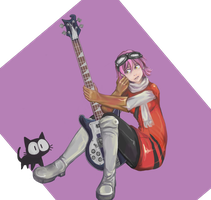 Haruko by InstantCereal
