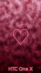 Heart Background (HTC One X) by Omega-Abyss