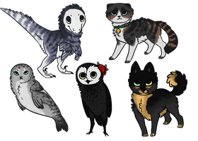Adopts [all gone T^T] by Lovenature100