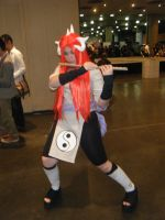 Cosplayer from naruto by gamemaster8910