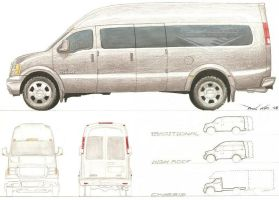 GMC G-Series Concept by SeawolfPaul