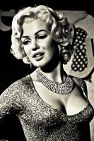 Marilyn Monroe Madame Tussauds by Lizziemaher