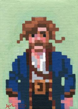 Guybrush by HillaryWhiteRabbit