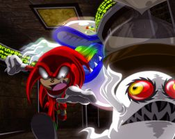 Knux's Lucky Day by Goophou