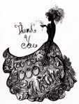 Thank you by La-Chapeliere-Folle