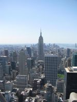 Empire State Building by KiwiMarine