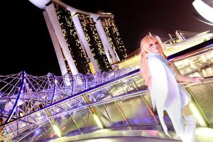 Macross Frontier - Sheryl White Rabbit by Xeno-Photography