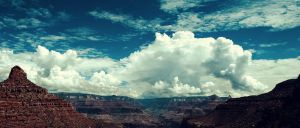 Grand Canyon Sky by BennyBrand