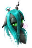 Bubblegum Chrysalis by miszasta
