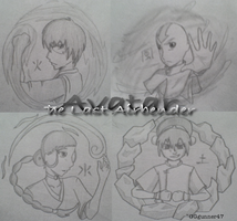 Avater: The Last Airbender by GGgunner47