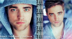 Robert Pattinson IV by NessaSotto