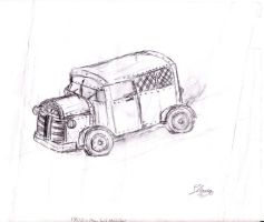 Mob Truck by TheGrayson