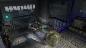 Halo 4 Working in the Garage by lizking10152011