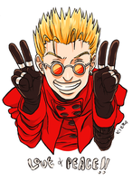 Vash by yard-clown