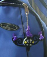 Chandelure Loves Backpacks by Mazeyelle