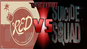 The Red Team vs The Suicide Squad by Dynamo1212