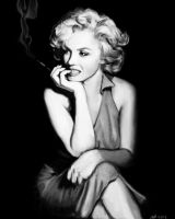 Marilyn Monroe by Suc-of