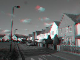 Ealing Anaglyph by mrkane27