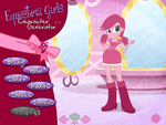 Cherry Bloom - Equestria Girls Creator 1.0 by Creshosk