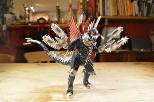 S.H Monsterarts Gigan (24/?) by GIGAN05