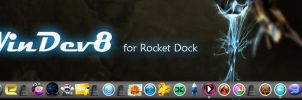 WD8 for RocketDock by 878952