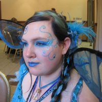 Water Fairy Close-up by mermaidella