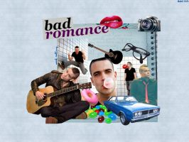 Mark Salling - Bad Romance by gahhstar
