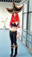 Miss Fortune 03 by Luthetium