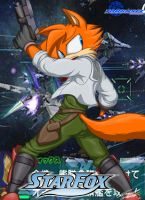 Talon as Fox McCloud by Toughset