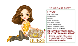 guess wt guess who just GUESS by GigideMortimer