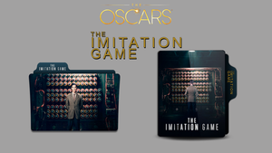Folder Icon The Imitation Game by faelpessoal