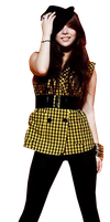 PNG : Ailee by chazzief