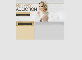ORDERED DESIGN // hillaryadiction.blog.cz by victoriaharin