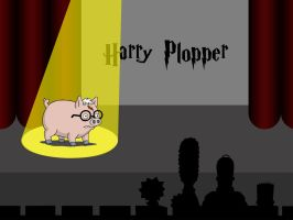 first night - harry plopper by FlorianMecl
