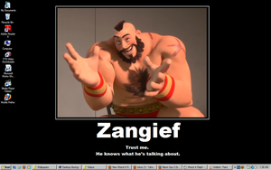 Zangief Motivational by DTWX