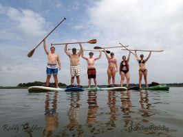 Stand and Paddle SUP 4782 by PaddleGallery