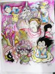Favorites Cartoons Anime by KyubiNabruto